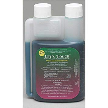 Let's Touch Disinfectant 32oz