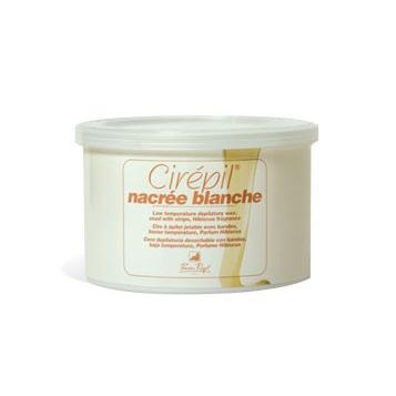 Cirepil Nacre Blanc Wax 400 GM Tin