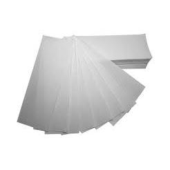 Wax Strip 3 x 9 cloth non-woven 100 count