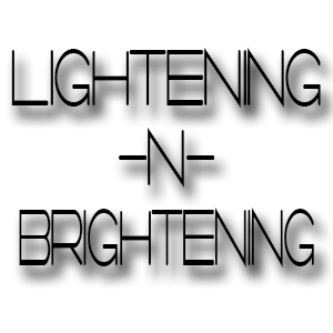 Lightening/Brightening
