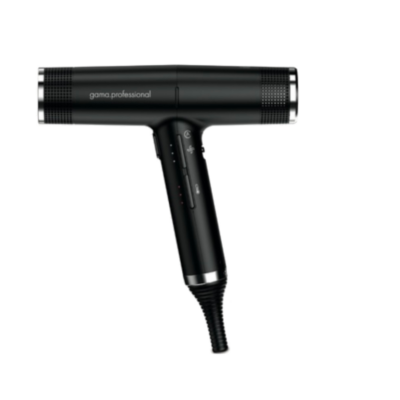 gama-iq perfetto dryer black